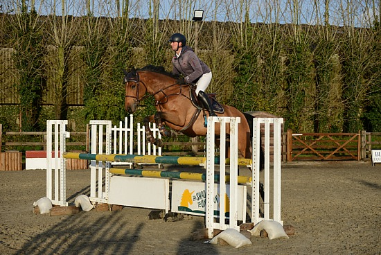 Blue Barn Equestrian Centre - Senior BS Cat 1 - Saturday 31st October