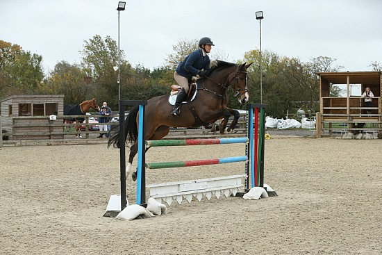Blue Barn Equestrian Centre - Senior BS Cat 2 - Sunday 1st November