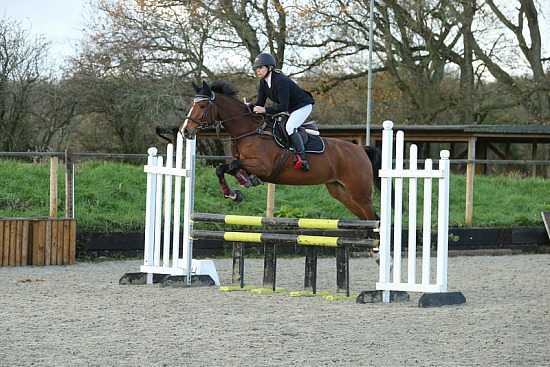 Blue Barn Equestrian Centre - Senior BS Cat 2 - Saturday 5th December
