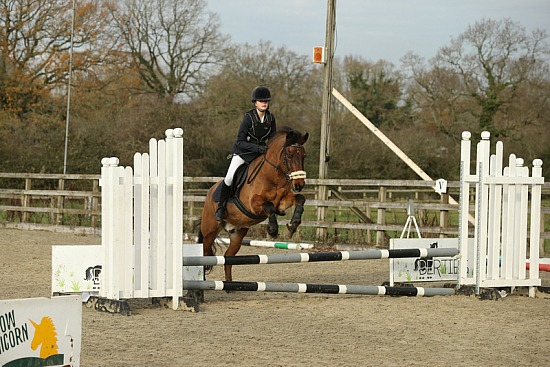 Blue Barn Equestrian Centre - Unaffiliated SJ - Sunday 6th December