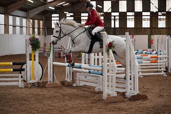 Duckhurst Farm Horses - Junior BS - Saturday 12th December
