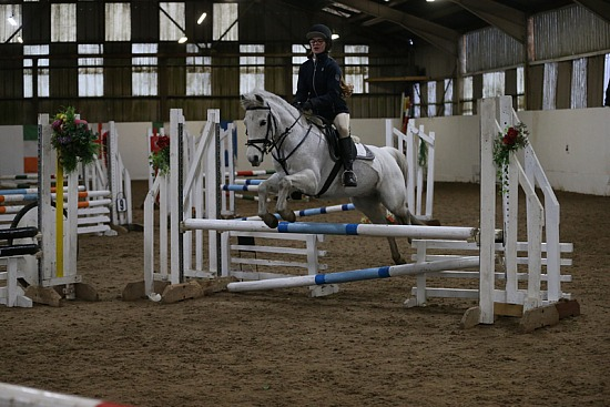 Duckhurst Farm Horses - Unaffiliated SJ - Sunday 13th December