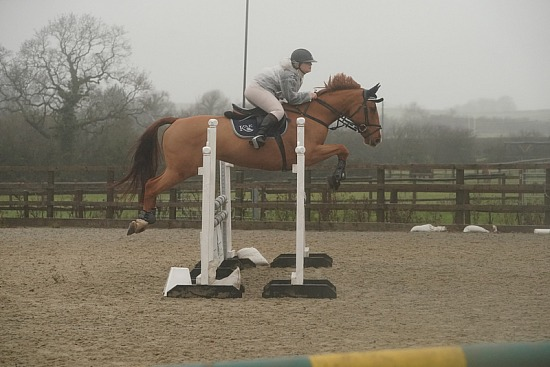 Blue Barn Equestrian Centre - Senior BS Cat 2 - Sundaty 13th December